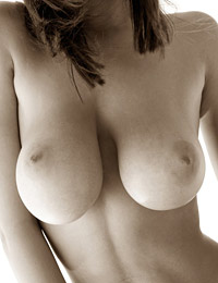 Shay laren is grooves nude in this bw pictorial